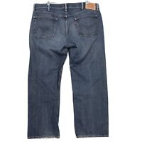 Levi's 559 Relaxed Straight Jeans Mens Size 40 x 30 Blue Medium Wash Denim