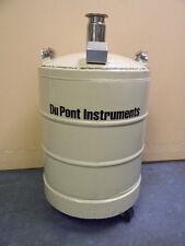Dupont Instruments Liquid Nitrogen 50 Gallon Dewar Tank –on wheels