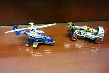 HOT WHEELS 1/64 1996 Baron X DOG FIGHTER and SKY KNIFE