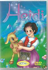 Heidi (2003) DVD NUOVO SIGILLATO Cartoni Animati De Agostini