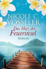 Das Herz der Feuerinsel  Nicole C. Vossler 1882  Taschenbuch  ++Ungelesen++