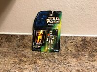 Star Wars POTF  Sand Trooper 1996 Action figure   Kenner Hasbro  Free Shipping