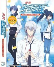 DVD Anime SPIRITPACT /Ling Qi Complete Series Season 1+2 (1-22) English Subtitle
