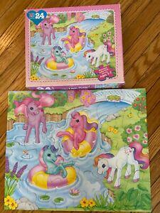 My Little Pony Puzzle- Milton Bradley MB-1997