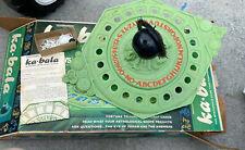 Ka-Bala Transogram fortune telling game 1967 complete in box tarot cards Vintage