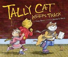 Math Is Fun!: Tally Cat Keeps Track by Trudy Harris (2010, Hardcover)
