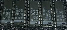 5 pcs. CD4009 CMOS HEX BUFFERS/CONVERTERS  4009