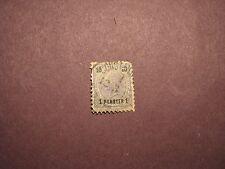 Austria Stamp Scott# 23 Franz Josef   1890-92 L53