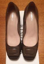 Womens Jo Mercer Quinn Taupe Waxy Sheep Size 7 shoes