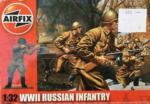 AIRFIX WW2 RUSSIAN INFANTRY 1/32 SEALED