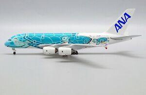 "1:500 JC Wings All Nippon Airways (ANA) A380-800 ""Flying Honu - Kai"" JA382A"