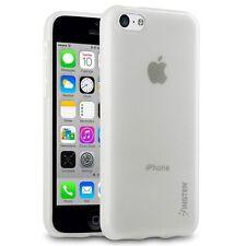 Plain Rigid Plastic Fitted Cases for Apple Phones