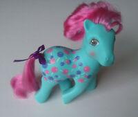 G1 My Little Pony Twice as Fancy LOLLIPOP Vintage MLP 1980's Party Pony