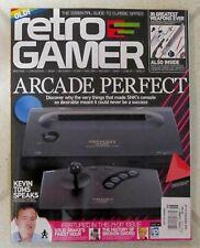 RETRO GAMER Magazine Essential GUIDE To Classic GAMES No 146 ARCADE PERFECT Toms