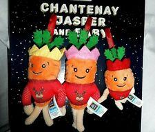 Kevin Carrot's Children 2020 Chantenay Jasper Baby Rudolph Red Nose Reindeer Top