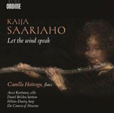 Saariaho: Let the wind speak, New Music