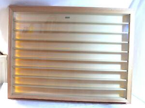 Kibri Display Cabinet Approx. 81 x 60 x 6 Cm. from Wood/Plastic