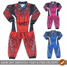 Wulfsport Bebé/Niño Aztec Mini Motocross Moto Quad Pantalones & Jersey Kit