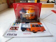 Renault 1400 kg Butagaz Hachette 1/43 miniature sous blister + fascicule