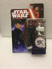 Star Wars The Force Awakens Space Mission General Hux Action Figure