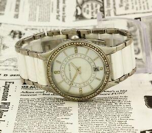 Karen Millen K021 quartz stainless steel wristwatch, caliber miyota GM10