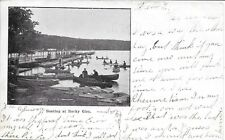 Rocky Glen, Scranton, PA Vintage postcard used 1906