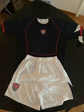 """Soccer ! Soccer! shirt and shorts set of Usa Soccer Team.""""The team of all"""""""