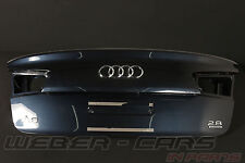 orig. Audi A6 4G LIMO Heckklappe Deckel Kofferraum Klappe rear lid rear flap