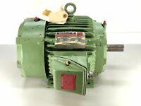 NEW ~ Reliance 3 HP XT 3 ph AC Motor TEFC 1730 RPM P18G410F 182T Frame