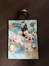 Disney Mickey/Minnie Mouse, Donald Duck Mummies Halloween Trick o 00006000 r Treat Bag