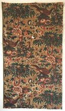 Rare Early 19th C. French or English Conversational Printed Chintz (2814)