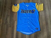 #6 Trenton Thunder Trueno COPA Team Issued Authentic Jersey