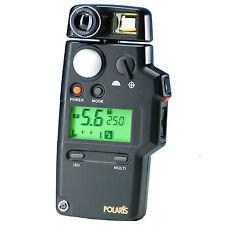 Polaris Flashmeter Dual 5 FM Spot Belichtungsmesser beleuchtet Studiozubehör