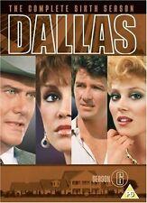 Dallas Season 6 DVD Victoria Principal Patrick Duffy Brand New and Sealed