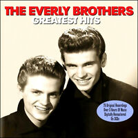 EVERLY BROTHERS * 75 Greatest Hits * NEW 3-CD Box Set * All Original Songs * NEW