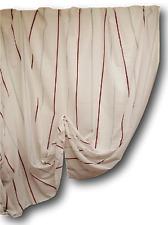 CASABLANCA 037 Tessuto per Tenda. Tendaggi a metro in 100% PL. H. 300 con Piombo