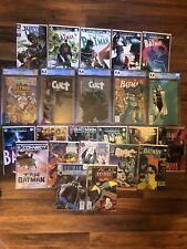 Batman - CGC Graded and Raw - Comic Lot (5 graded-18 Raw)
