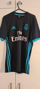 Real Madrid 2017/18 Away Shirt New
