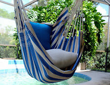 Marine Dock - Fine Cotton Hammock Chair, Made in Brazil