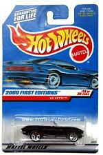 2000 Hot Wheels #79 First Edition '65 Chevy Corvette