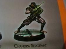 Corvus Belli Infinity Chandra Sergeant Thrasymedes metal new