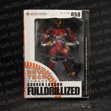 Kaiyodo Revoltech 058 Gurren Lagann Fulldrillized Action Figure