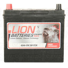 MF54524 159 Car Battery 3 Years Warranty 45Ah 330cca 12V Electrical By Lion