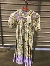 Ex Fancy Dress Hire Stock - Smart Victorian Girl Dress - Age 6-8 Years
