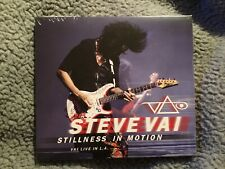 Steve Vai - Stillness In Motion - Live In L.A. 2012 -  New And Sealed 2 CD