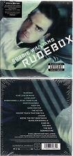 """ROBBIE WILLIAMS """"Rudebox"""" (CD+DVD Digipack) 2006 NEUF"""