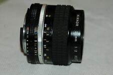 Objectif NIKON NIKKOR 35mm  f 1: 2   AI-S