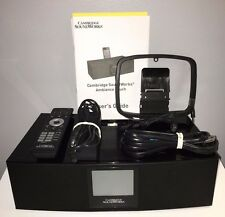 Cambridge Soundworks Ambiance Touch 2 BT Wifi Music System with Internet Radio