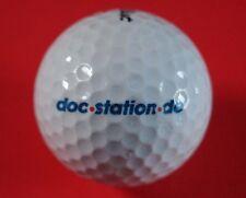 Pelota de golf con logo-nº 43-golf bola logotipo logotipo pelotas