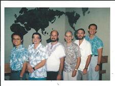 QSL Trans World Radio KTWR Agana Guam 1992 station staff Pacific Ocean DX SWL